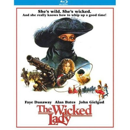 The Wicked Lady (Blu-ray Disc)