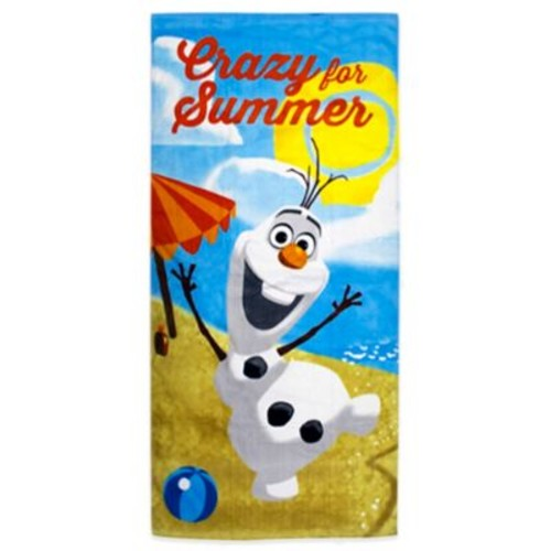 Disney Frozen Olaf Beach Towel