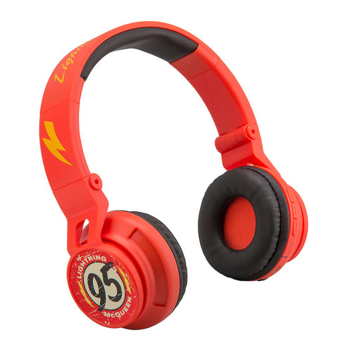 KIDdesigns Disney Cars 3 Youth Headphones