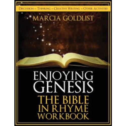 Enjoying Genesis: The Bible in Rhyme Workbook