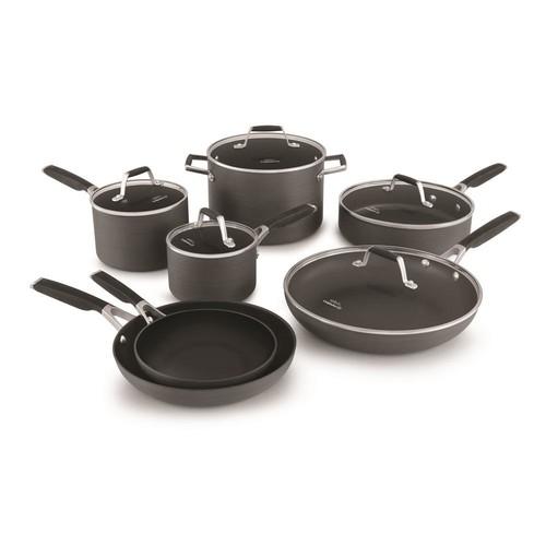 Calphalon Select 12-Piece Hard Anodized Nonstick Cookware Set