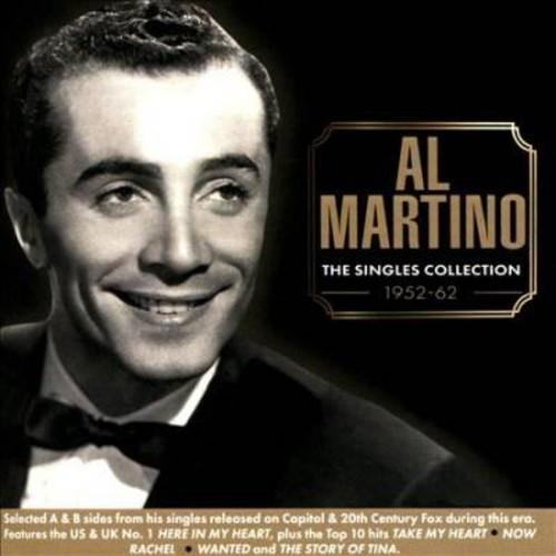 Al Martino - Singles Collection:1952-1962 (CD)