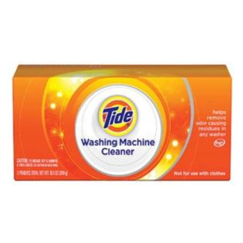 Tide 20969 Washing Machine Cleaner, 3 Count