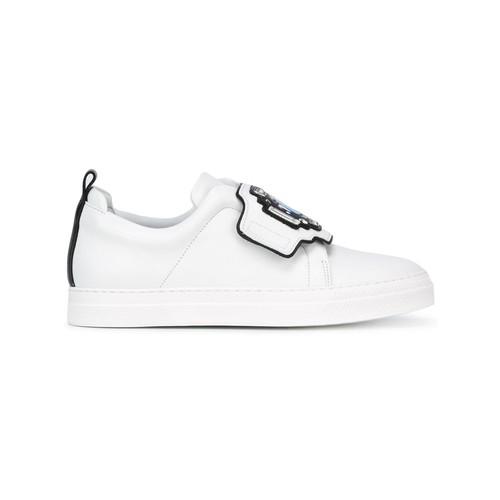 PIERRE HARDY 'Gem' Slider Sneakers