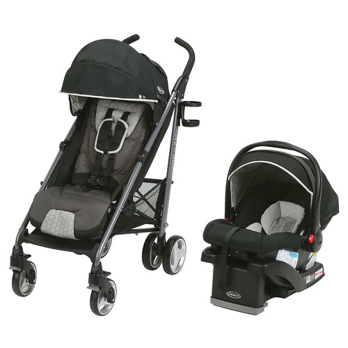 Graco Breaze Click Connect Travel System - Davis