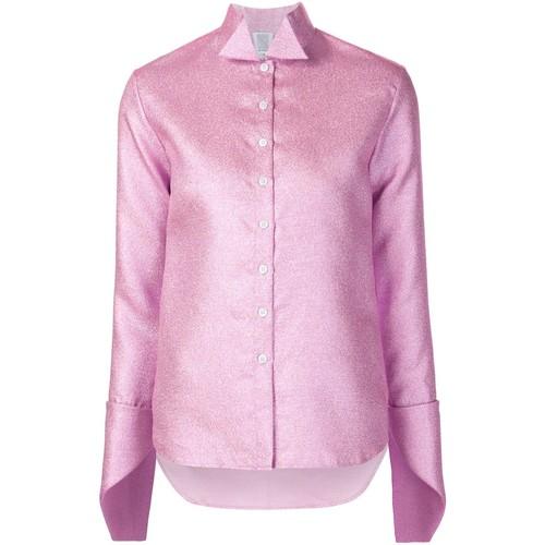ROSIE ASSOULIN Elongated Sleeve Shirt