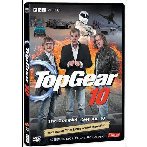 Top Gear: The Complete Season 10 [3 Discs] [DVD]