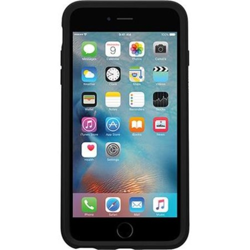 OtterBox Symmetry Series Case for Apple iPhone 6/6s, Black