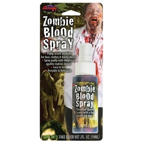 Fun World Living Nightmare Blood Spray - Multi