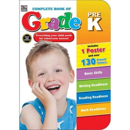 Complete Book of Grade Prek