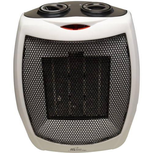 Royal Sovereign - Electric Fan Heater - White