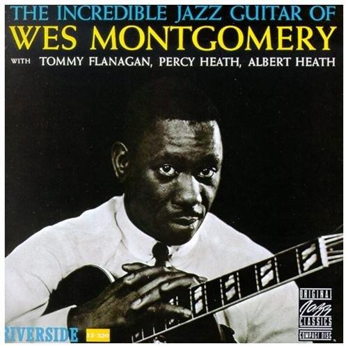 Incredible Jazz Guitar CD