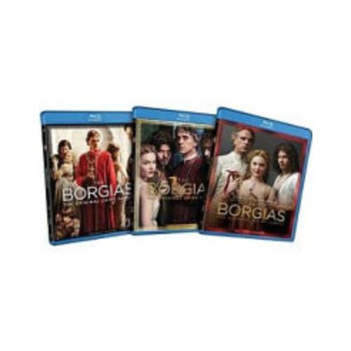 Borgias: the Complete Series