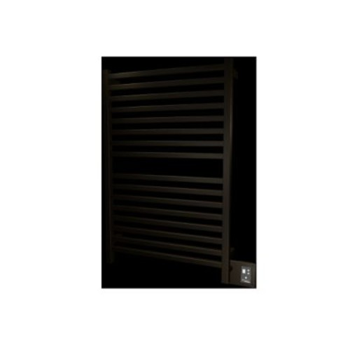 Amba Quadro Wall Mount Electric Dual Purpose Radiator; Oil Rubbed Bronze