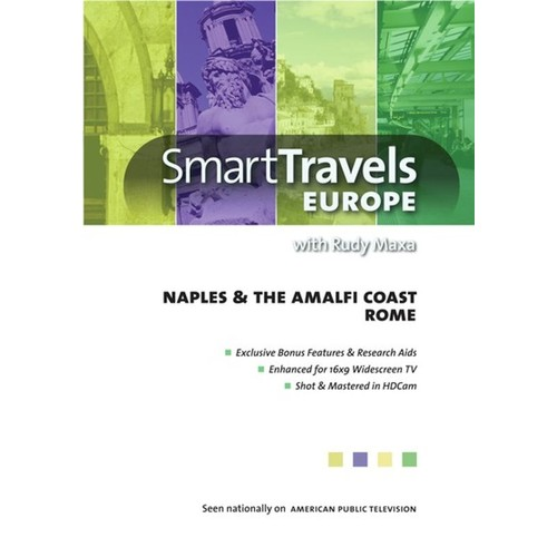 Travel the World-Italy: Rome / Naples / Amalfi Coast VHS