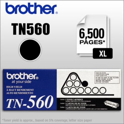Brother Toner Cartridge Black TN560