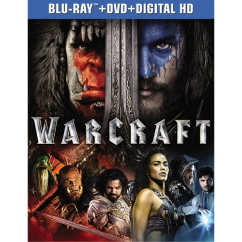 Warcraft (Blu-ray + DVD + Digital Copy)