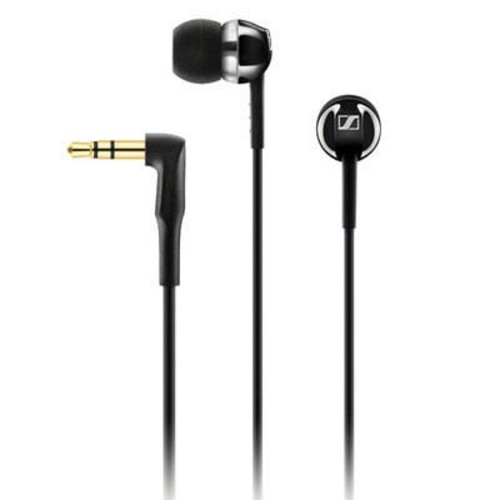 Sennheiser CX1.00 In-Ear Headset, Black