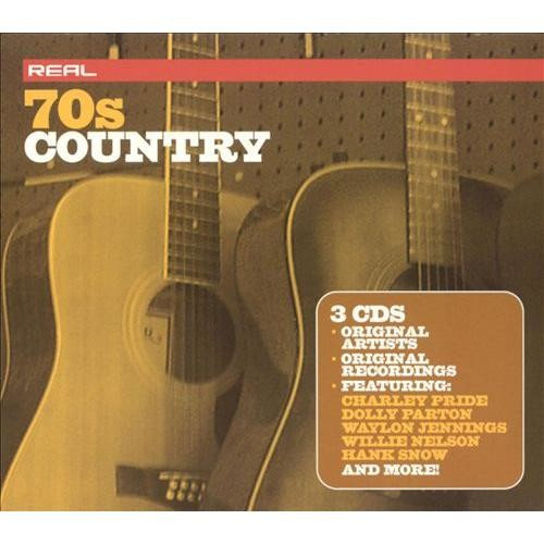 Real 70's Country / Various CD (2012)