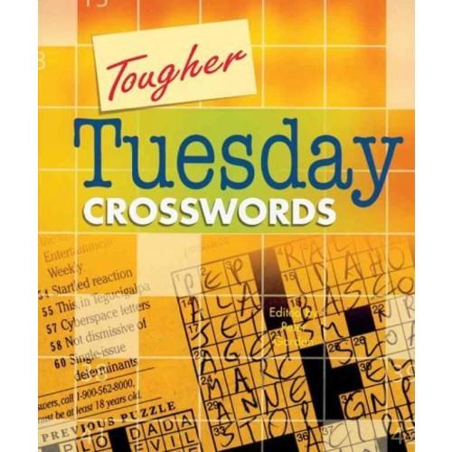 Tougher Tuesday Crosswords Tougher Tuesday Crosswords