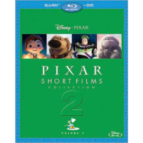 Pixar Short Films Collection-V02 (Blu-ray)