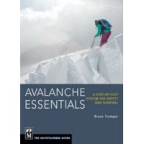 Partners West Avalanche Essentials paw0032, Application: Avalanche, Book Type: How-To, Map Region: General,
