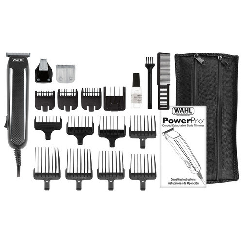 Wahl - Power Pro Clipper Kit - Black