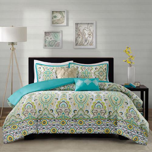 Intelligent Design Ellie Medallion Comforter Set
