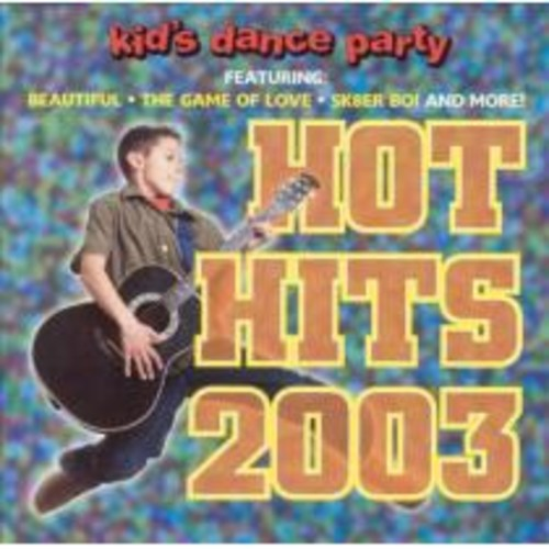 Kid'S Dance Express: Hot Hits 2003 - Various - CD