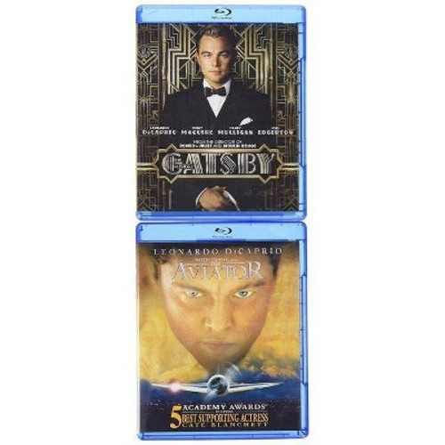 Aviator/Great Gatsby (Blu-ray)
