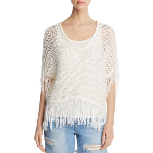 Malloy Threadbare Knit Top