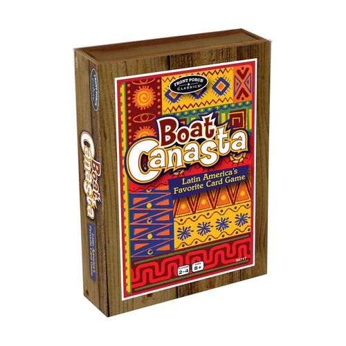 Boat Canasta Game by Front Porch Classics