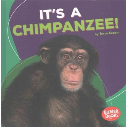 It's a Chimpanzee! (Library) (Tessa Kenan)