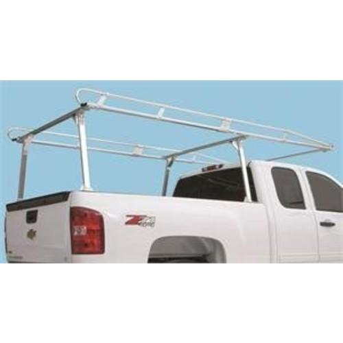 Hauler Racks Universal Heavy-Duty Aluminum Truck Rack - Full-Size Extended & Crew Cab, Model# T12U2863-1