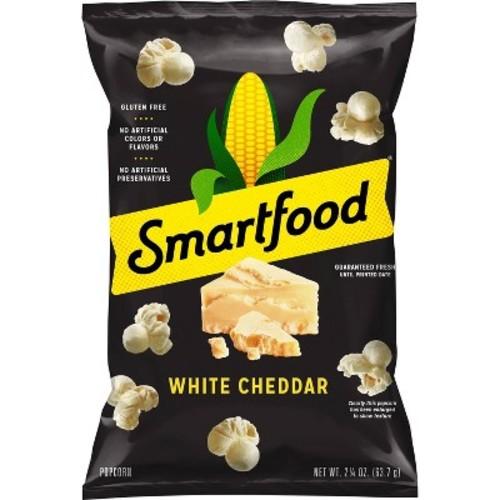 Smartfood White Cheddar Cheese Flavored Popcorn 2.375oz Bag 20pk