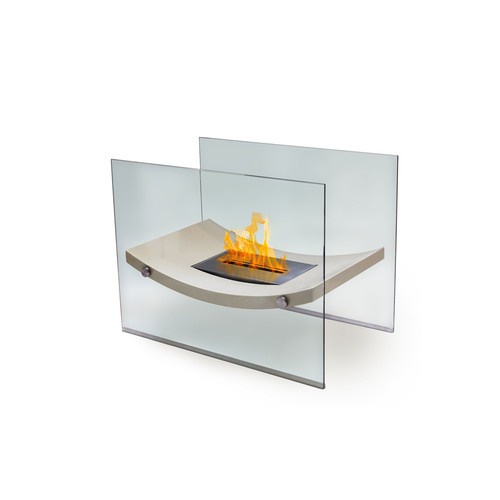 Broadway Tabletop Fireplace by Anywhere Fireplace