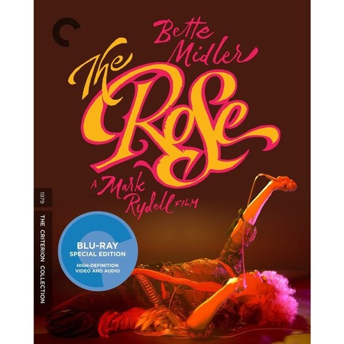 Criterion Collection Drama The Rose (Blu-ray Disc)