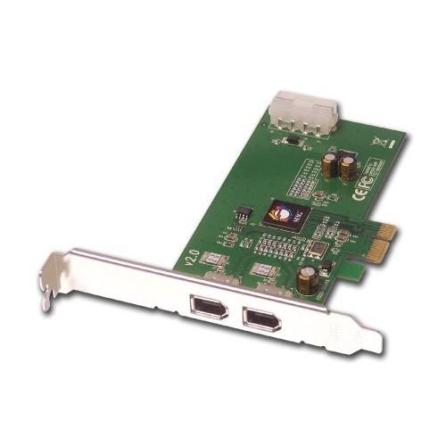 SIIG FireWire 2-Port PCIe (NN-E20012-S2)