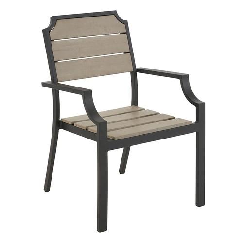Madison Park Fowler Patio Arm Chair 2-piece Set