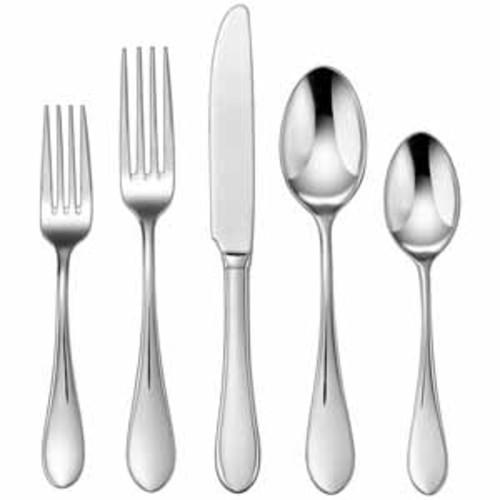 Cuisinart 20 Piece Flatware Set - Stainless Steel