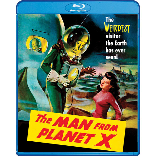 The Man from Planet X [Blu-ray] [1951]