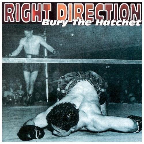Bury The Hatchet CD