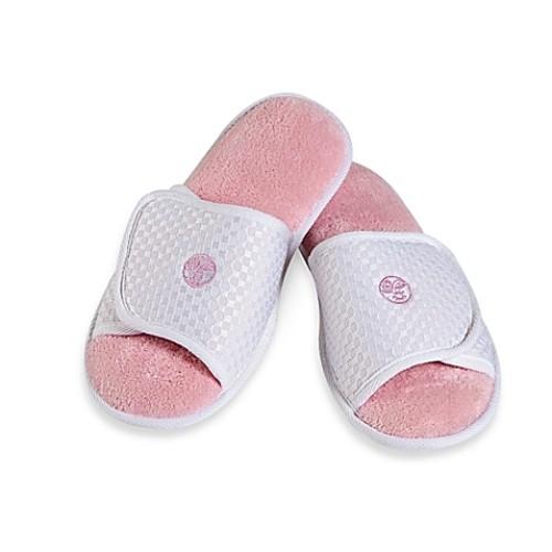 Small/Medium Aloe Slippers in Pink