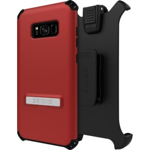 Seidio Dilex Case/Holster Combo for Samsung Galaxy S8 Plus
