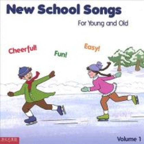 School Songs for Young and Old, Vol. 1 [CD]