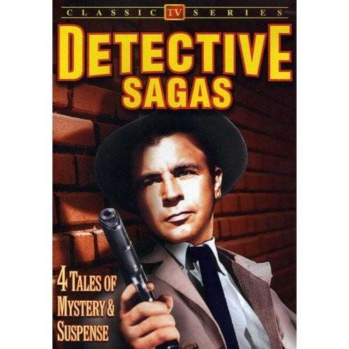 Detective Sagas [DVD]