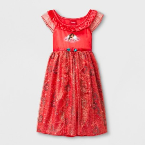 Baby Girls' Disney Elena of Avalor Gown - Red