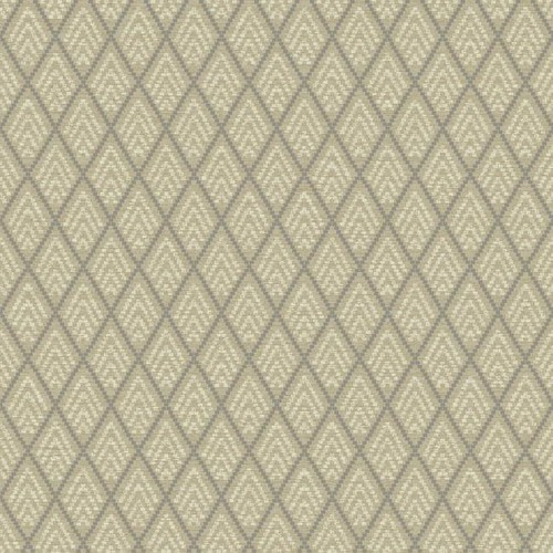 Sample Chalet Wallpaper in Beige and Silver design by York Wallcoverings