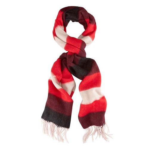 RAG & BONE Brushed Blanket Striped Scarf