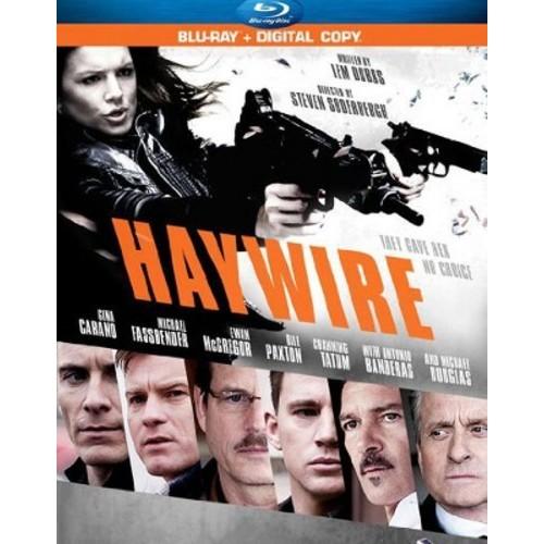 Haywire (Blu-ray) (With Digital Copy)